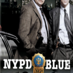 NYPD Blue - Season 1 - DVD Cover