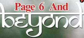 Page 6 And Beyond: Let's stir the pot… by Hureen Gandhi | Book Review