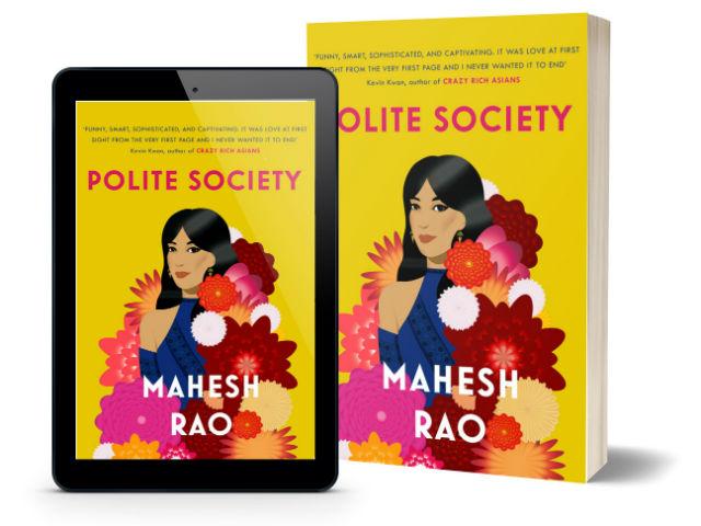 Polite Society by Mahesh Rao   Book Cover