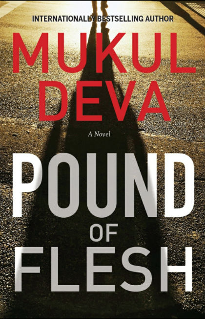 Pound Of Flesh by Mukul Deva | Book Cover