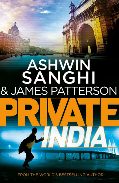 Private India by James Patterson & Ashwin Sanghi - Book Cover