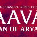Raavan : Orphan Of Aryavarta - Book 3 of Ram Chandra Series by Amish Tripathi - Cover Page