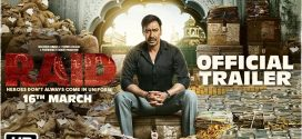 Raid | Bollywood Movie | Views and Reviews