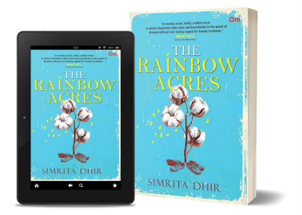 The Rainbow Acres By Simrita Dhir | Book Cover