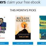 Amazon India - Reader's Delight Program | Jan 2019 Catalog