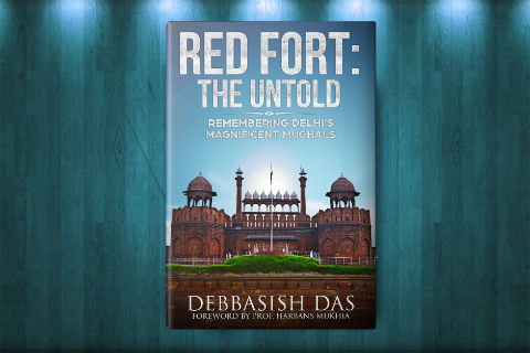 Red Fort - Remembering The Magnificent Mughals - The First Cover