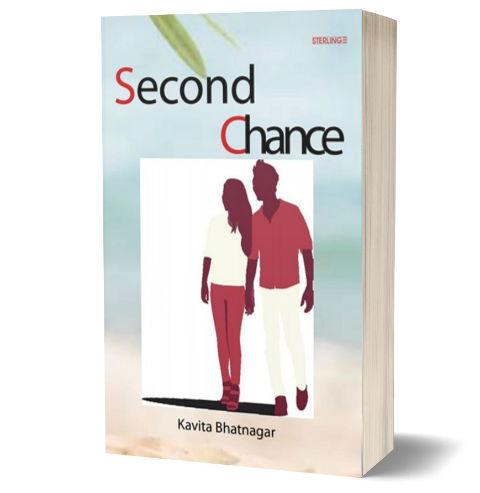 Second Chance by Kavita Bhatnagar | Book Cover