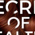 Secret of Healthy Hair by La Fonceur | Book Cover