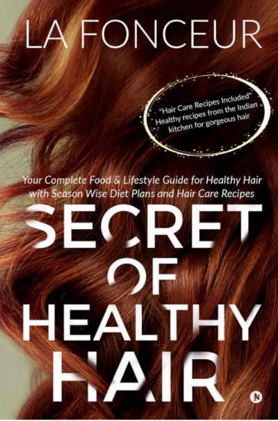 Secret of Healthy Hair by La Fonceur | Book Cover