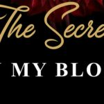 The Secret In My Blood   A Poems Collection By Akanksha Agarwal   Book Cover