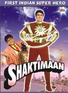 Shaktimaan - Hindi TV Serial On DVD