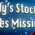 Shelly's Stocking Goes Missing By Anitha Rathod | Book Cover