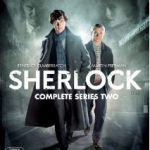 Sherlock - British TV Serial - Season 2 - DVD Cover