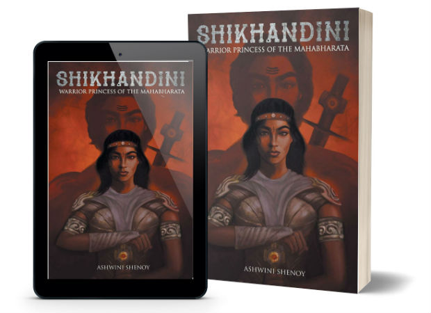 Shikhandini: Warrior Princess of the Mahabharata | Book Cover