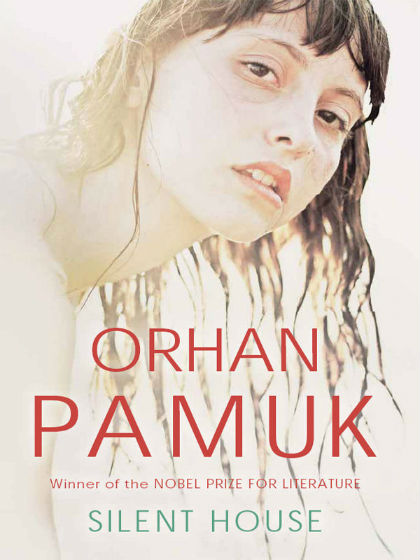 Silent House by Orhan Pamuk | Book Cover