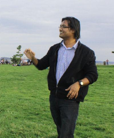 Sriram Ramakrishnan - Author Of Chennai To Chicago – Memoir Of A Software Engineer