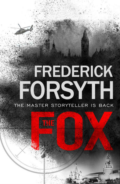 The Fox by Frederic Forsyth | Book Cover