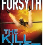The Kill List - by Frederick Forsyth - Book Cover