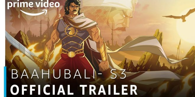 The Slavers | Episode 9 of Baahubali: The Lost Legends (Season 3) Animation Series | Personal Review