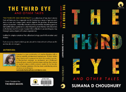 The Third Eye And Other Tales by Sumana D. Choudhury | Book Cover