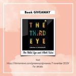November 2019 Giveaway - The Third Eyes And Other Tales by Sumana Dutta Chowdhury - Paperback Copy