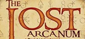 The Lost Arcanum by Navin Reuben Dawson | Book Review