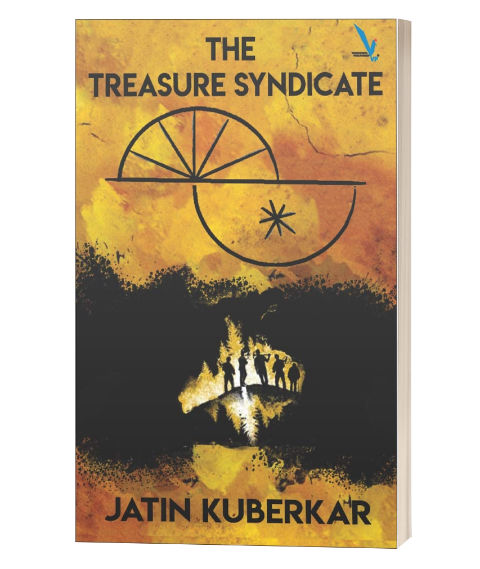 The Treasure Syndicate By Jaitn Kuberkar | Book Cover