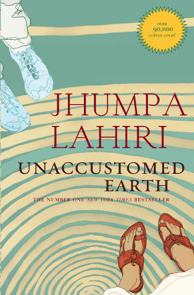 Unaccustomed Earth by Jhumpa Lahiri | Book Cover