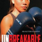 Unbreakable : M C Mary Kom - Book Cover