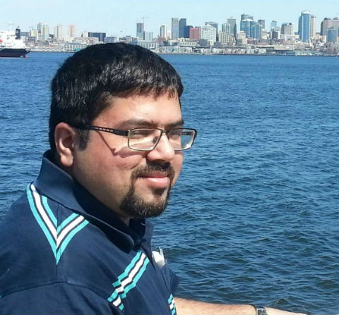 Varun Sayal - the Author of - Time Crawlers (Stories from Parallel Universes)