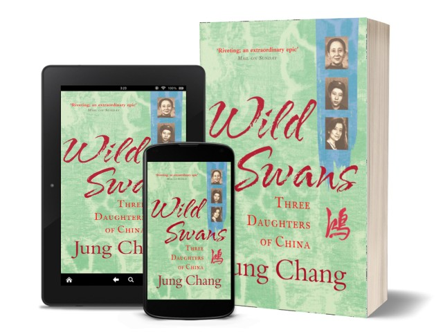 Wild Swans - Three Daughters of China by Jung Chang | Book Review