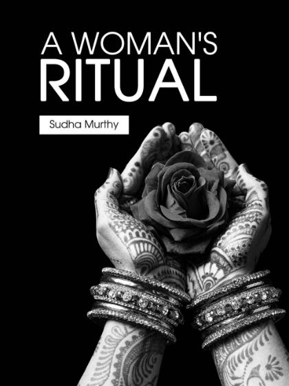 A Woman's Ritual | Short EBook By Sudha Murty | Book Cover