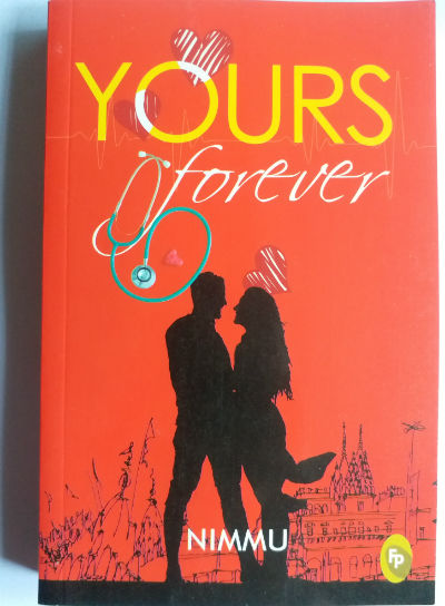Yours Forever by Nimmu | Book Cover