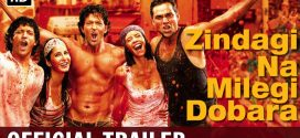 Zindagi Na Milegi Dobara Hindi Movie Reviews
